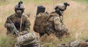 Украина провела учения по ловле диверсантов у Крыма