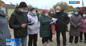 Скандал в Феодосии: жителям нечем дышать