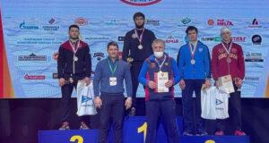 Все победители и призеры предолимпийского чемпионата России по греко-римской борьбе