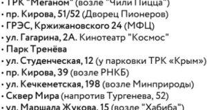 """""""Елковорот-2021"""": сегодня в Симферополе пройдет акция по сбору новогодних деревьев, - АДРЕСА"""