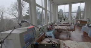 В минобороны РФ рассказали о работе военных медиков в ковид-госпиталях в Ялте и Симферополе