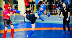Определились победители и призеры чемпионата и первенства Крыма по спортивной борьбе панкратион