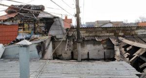 Ночью под Симферополем горели автомагазин и аптека, - ФОТО