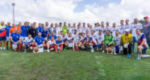 Андрей Рюмшин: В 2020 году был проведен ряд футбольных турниров в рамках Года ветеранского футбола