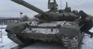 На базе ЧФ прошли занятия по боевой подготовке