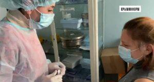 Журналисты в числе первых в Крыму прошли вакцинацию