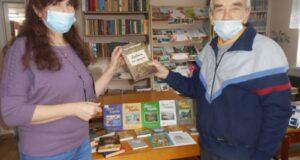 В преддверии международного дня книгодарения симферопольская библиотека получает книги в дар