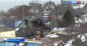 Многодетная семья в Крыму осталась без крыши над головой