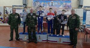 Все победители и призеры юношеского борцовского турнира памяти Героя России Александра Доставалова