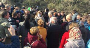 Глава Крыма Аксенов сделал заявление после посещения Форосского парка