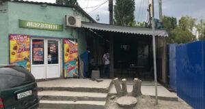 В Симферополе продолжается демонтаж незаконных НТО