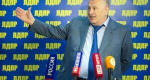 Украинский депутат помогал Жириновскому уехать из Крыма в феврале 2014-го