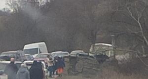 В лобовом ДТП в Севастополе пострадали 6 человек, в том числе дети, - ФОТО, ВИДЕО