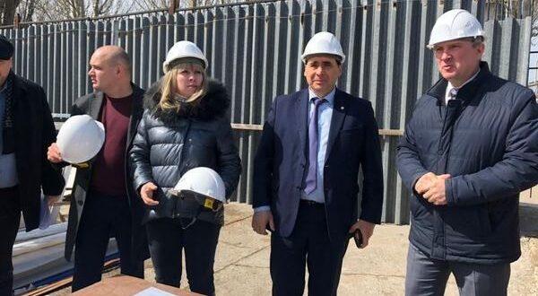 Сельская инфраструктура динамично развивается, строятся спортивные объекты, ремонтируются учреждения культуры – Андрей Рюмшин