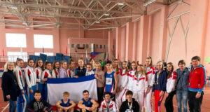 17 медалей – результат крымских легкоатлетов на Всероссийских соревнованиях в Краснодаре