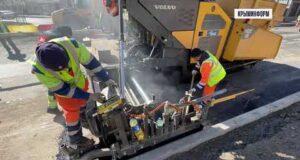 Строители «Тавриды» теперь ремонтируют улицы городов Крыма