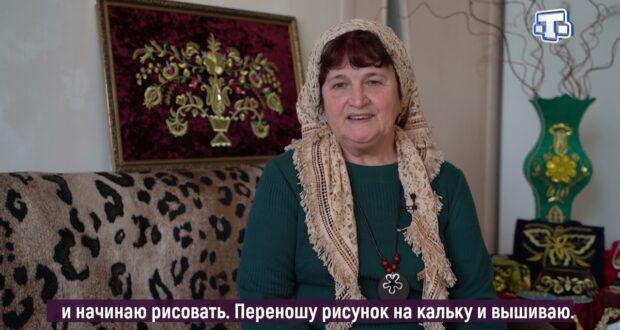 Мирас.Къуран къапы–келин келеджегининъ тимсали/Къуран къапы–символ будущего крымскотатарской невесты