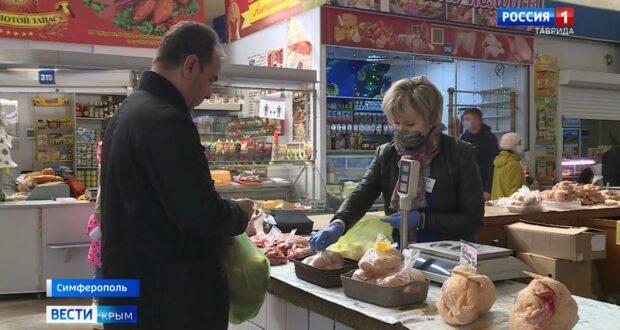 Цены в Крыму выросли накануне праздников