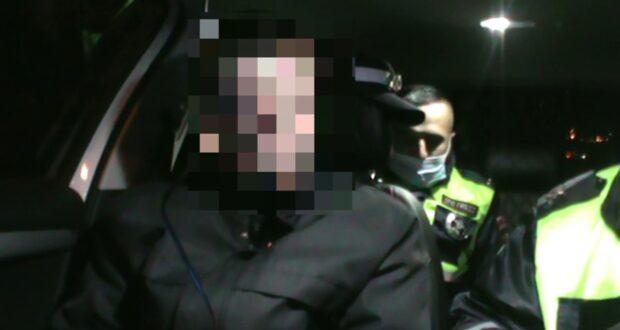 Пьяный мопедист в Керчи пытался скрыться от полицейских