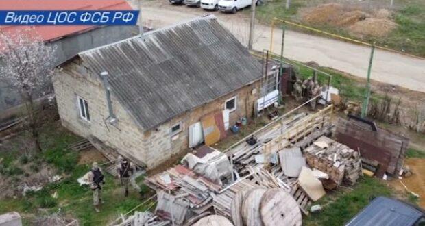 ФСБ предотвратила теракт в учебном заведении Симферополя