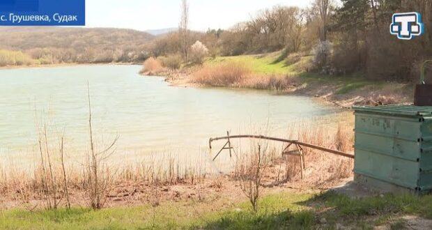 «Народ говорит»: озеро Межа в Грушевке стремительно исчезает