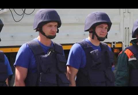 Отголоски войны: пиротехники в Керчи уничтожили 4,5 тонны взрывчатки