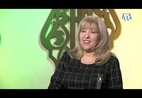 «Юрт нефеси» 13.05.2021 Гульнара Аджимамбетова