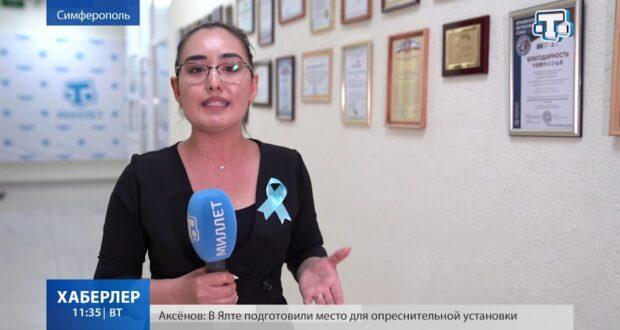 Открыто о главном: Сергей Аксёнов на телеканале «Миллет»