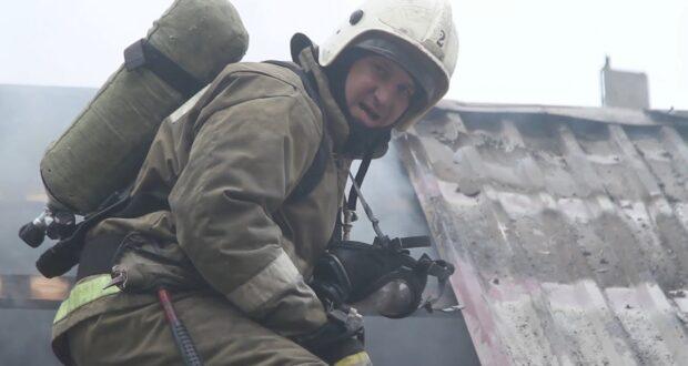 Храм на территории больницы горел в Севастополе