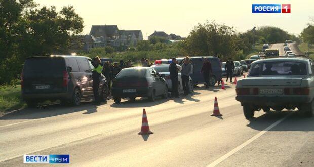 15-летний подросток за рулем авто погиб в ДТП под Симферополем