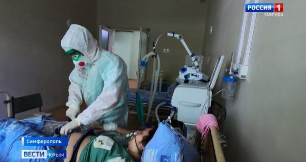 Как в Крыму лечат от COVID-19 будущих мам?