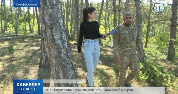 В Крыму выявили 25 случаев нарушения правил пожарной безопасности