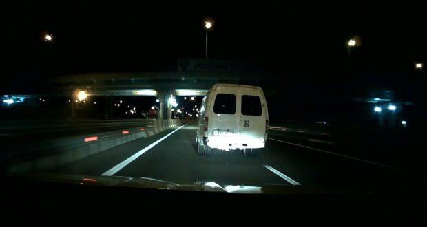 """На """"Тавриде"""" полицейские устроили погоню со стрельбой за пьяным водителем без прав"""