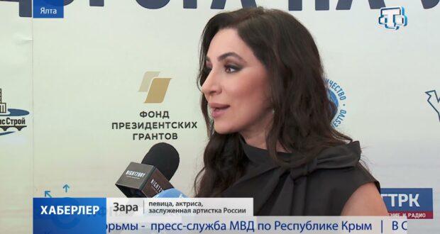 В Крыму завершился III Международный фестиваль «Дорога на Ялту»