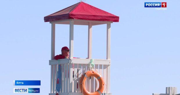 В Крыму планируют открыть 460 пляжей