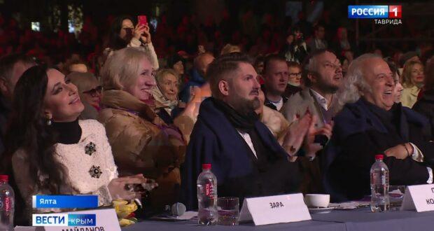 Итальянец и канадец стали победителями международного фестиваля в Крыму