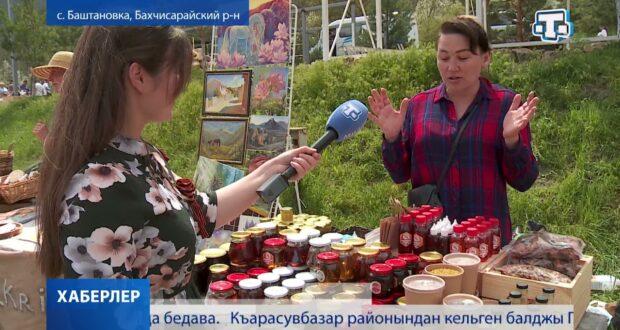 В Крыму прошел эко-пикник «Качи-Базар»