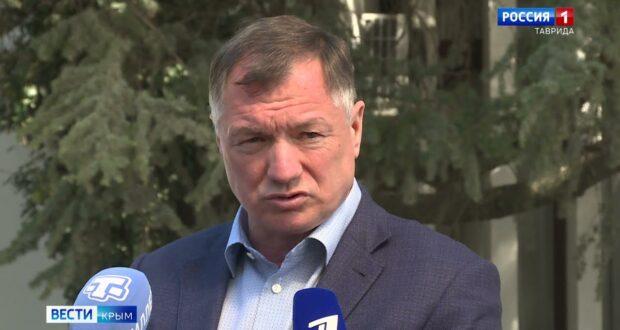 Хуснуллин провёл рейд по инфраструктурным объектам Крыма