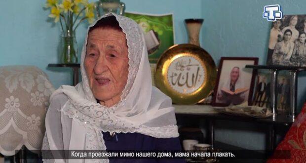 Миллет Хатырлай. Шазие Ягьяева