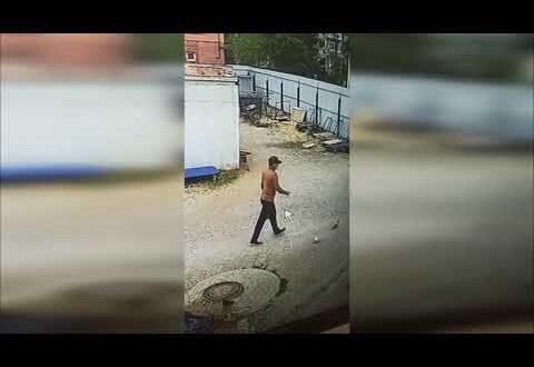 В Крыму ищут напавшего на офис микрозаймов мужчину