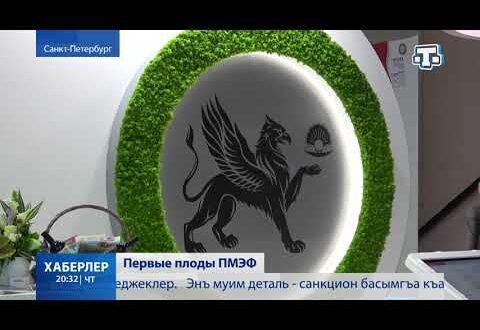 Крым подписал ряд соглашений на ПМЭФ