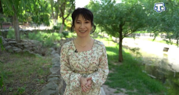 МИРАС. Салгъыр — Къырымнынъ инджиси / Салгир — жемчужина Крыма