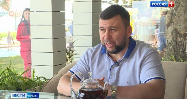 Когда из Крыма в Донбасс пустят прямой поезд – глава ДНР