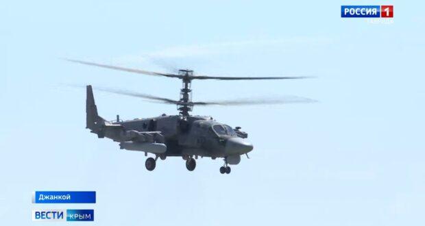 Крымские военные асы победили во всероссийских соревнованиях