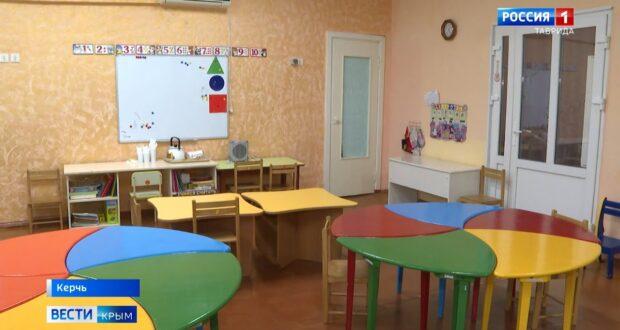 В Керчи не могут решить проблему протекающей крыши в детском саду