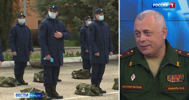 Спецназ, ВДВ и флот: куда рвутся служить крымчане?