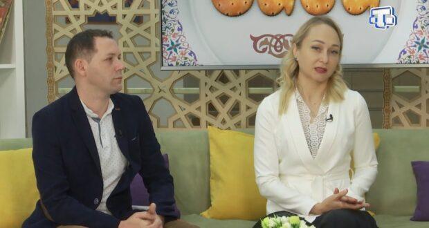 Гости «САБА»: Марина Григорьева, Владимир Хлевной 11.06.21