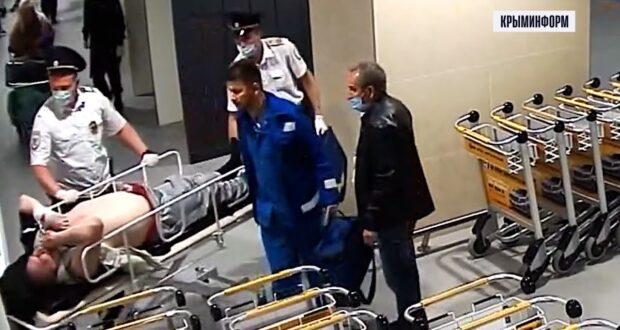 Пассажира реанимировали после остановки сердца в аэропорту Симферополя