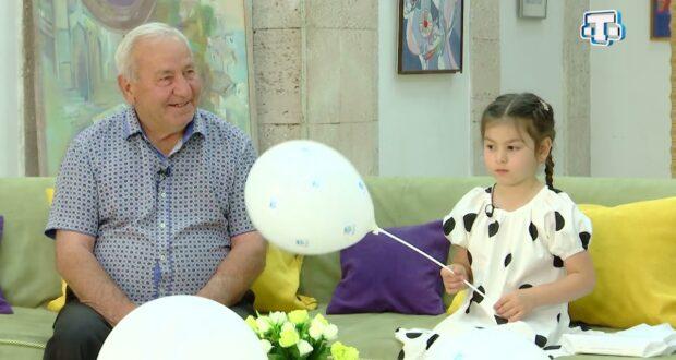Гости «САБА»: Сияре Мустафаева, Али Мустафаев 01.06.21