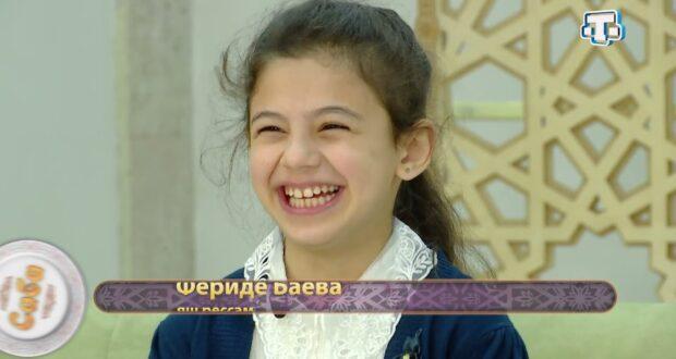 Гости «САБА»: Фериде Баева, Сафие Сайдгалиева 01.06.21